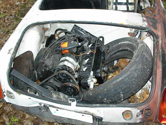 shoyer com - MGB parts cars