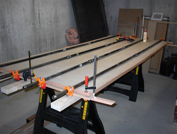 shoyer - the dining room table project Building a Dining Room Table